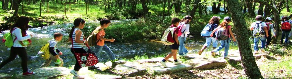 Abantos Senderos del Duratón SL  Ecoturismo y Educación Ambiental