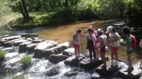 camino de pesquerias reales ruta educación ambiental