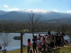 educacion ambiental extividades extraescolares senderismo ecoturismo rutas ornitológicas