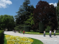 Turismo de naturaleza en la Provincia de Segovia. Rutas y escapadas para grupos, colegios, agencias de viajes, etc. Cinturón verde de Segovia alrededor de su Acueducto Romano, Hoces del Duratón, Sepúlveda , Pedraza, La Granja y Parque Nacional SIerra de Guadarrama. Ofertas para grupos.