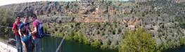 rutas guiadas por Segovia, ecoturismo, excursiones para colegios, senderismo e interpretación ambiental, rutas ornitológicas