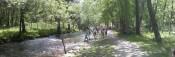 La Granja, Camino de las Pesquerias Reales por el río Eresma, ruta guiada de educación ambiental y ecoturismo. Parque Nacional Sierra de Guadarrama, Green Segovia,